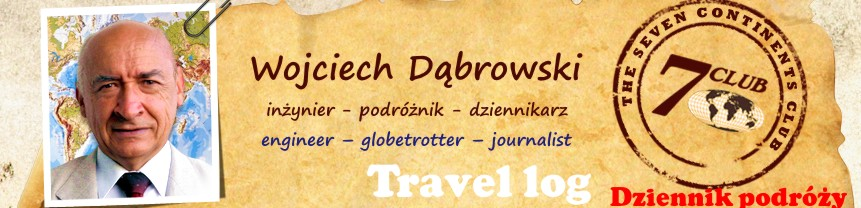 Wojtek's travel log